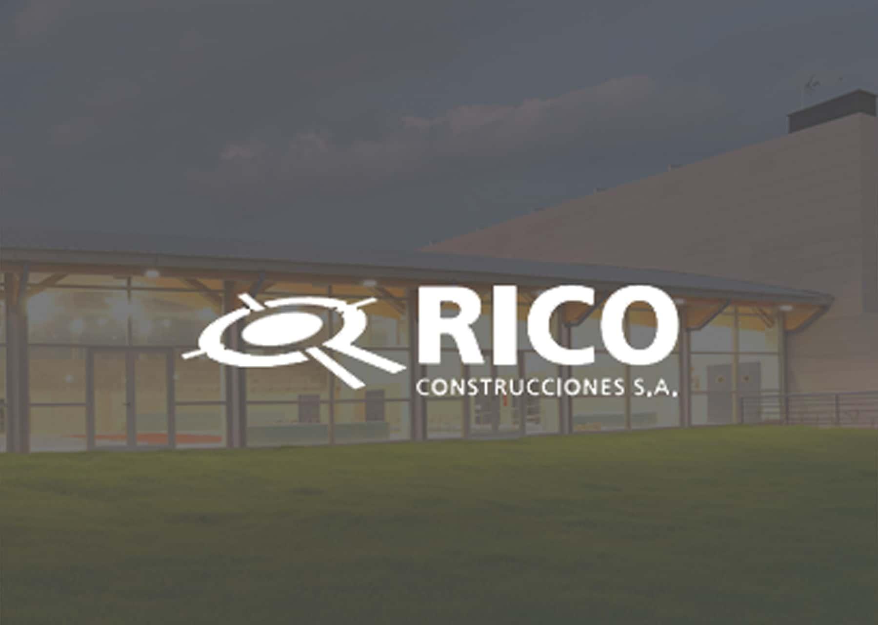 CONSTRUCCIONES RICO, cliente dvproject