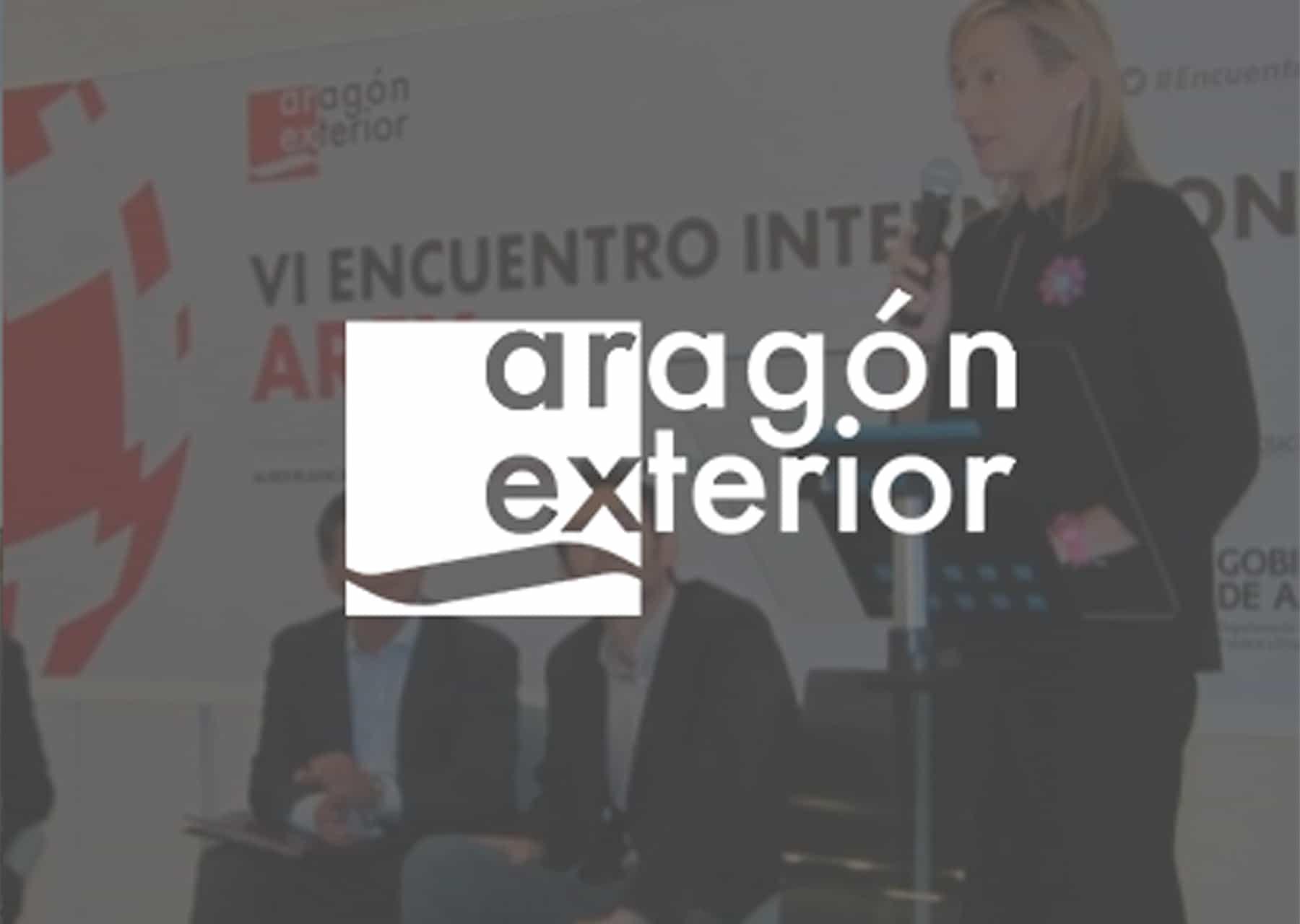 Aragon exterior cliente de gestión de proyectos