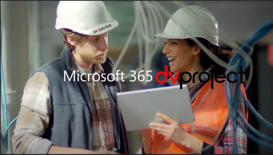 ERP obras dvproject